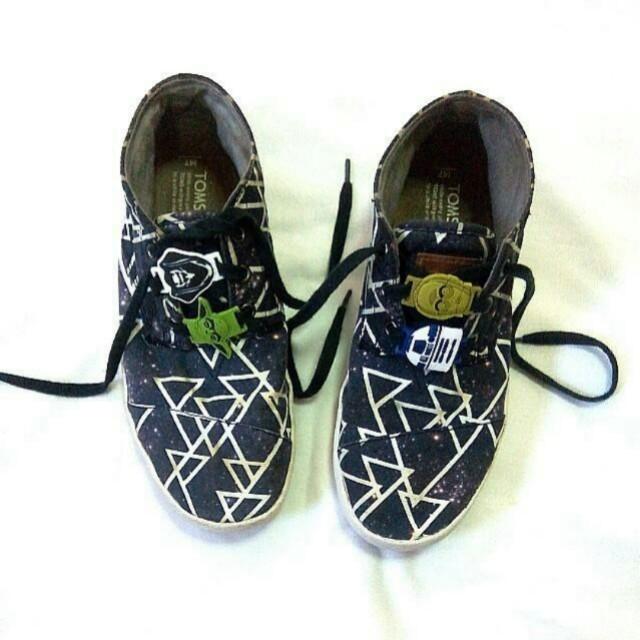 Starwars Sneaker Charms