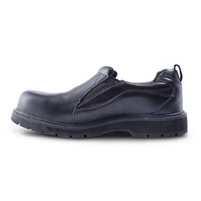 Steel Toe Slip-Ons