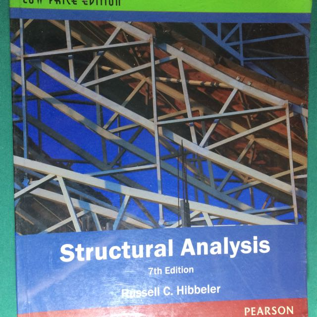 Structural Analysis by Hibbeler 7th Edition