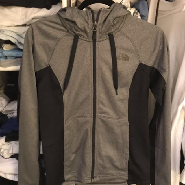 美國購回🇺🇸The North Face雙色運動吸汗外套