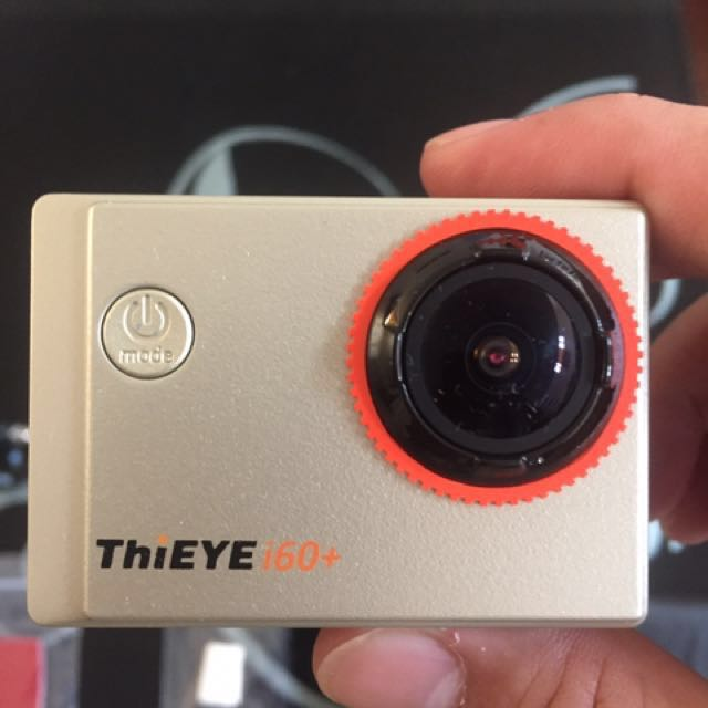 ThiEye 4K Wifi Action Camera i60+