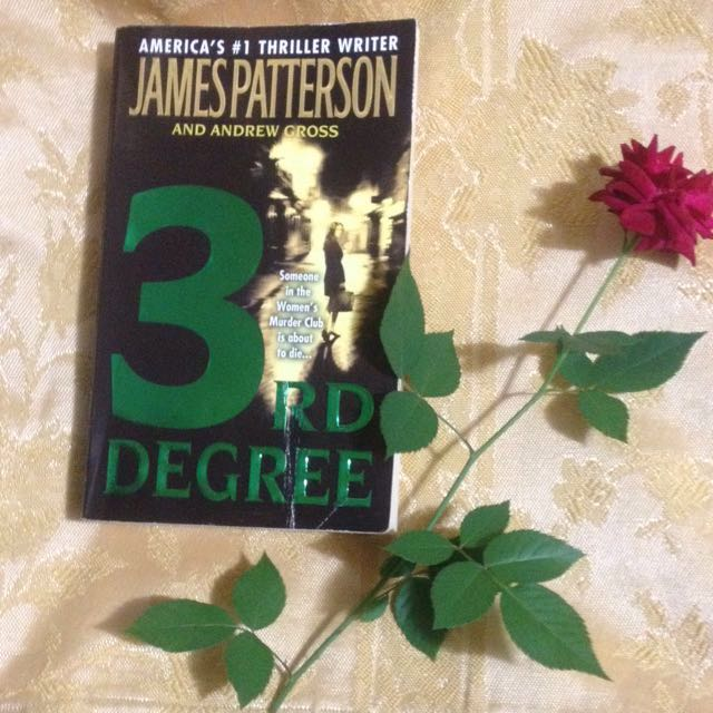 Third Degree by James Patterson