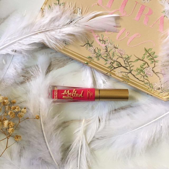 Too Faced Matte Liquified Lipstick 霧面液態唇膏