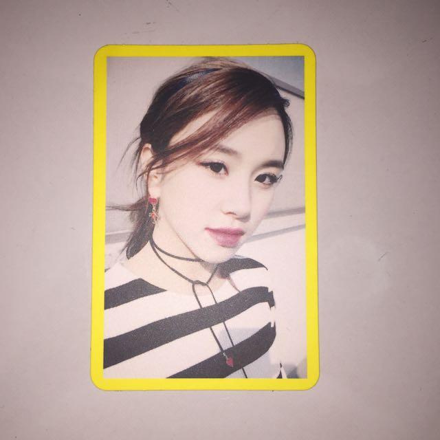 Twice Chaeyoung Twicecoaster