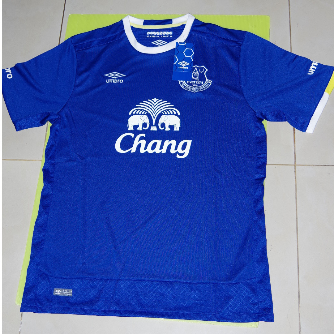 new arrival d5d22 cee13 Umbro Everton FC Home Jersey 2016/2017