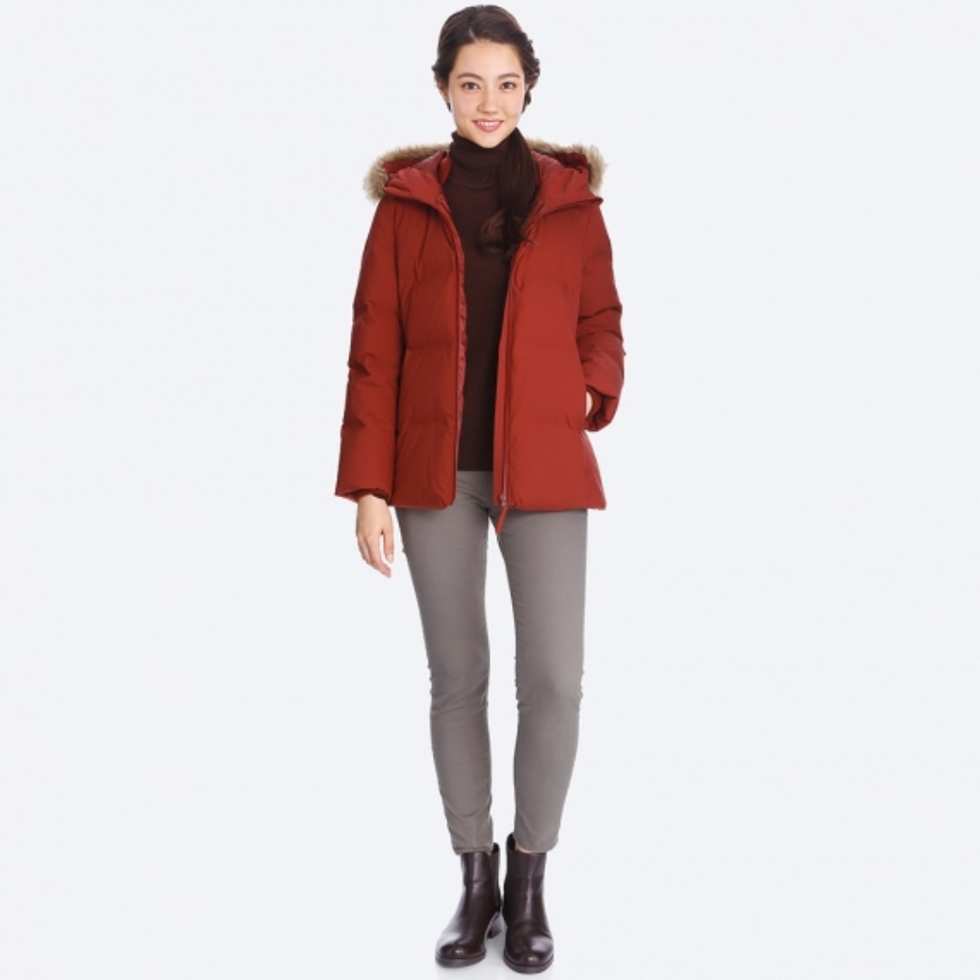 a3d3cb5095a23 Uniqlo WOMEN Seamless Down Jacket, Women's Fashion, Clothes, Outerwear on  Carousell