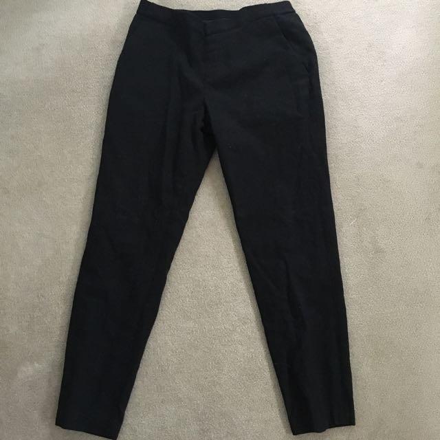 Uniqlo wool pants