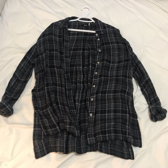URBAN OUTFITTERS PLAID