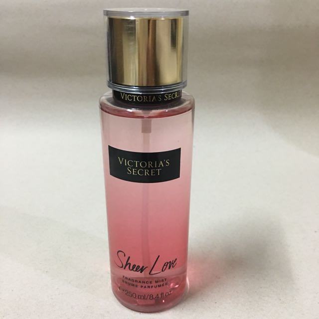 victoria secret sheer love