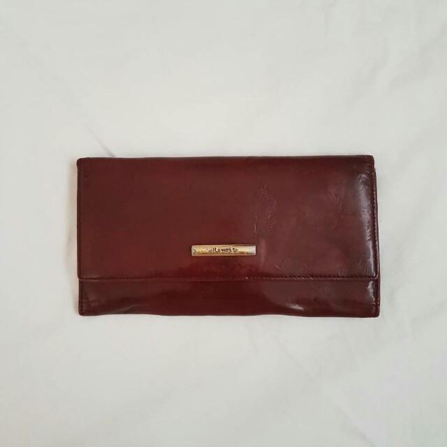 Vintage Renoir leather wallet