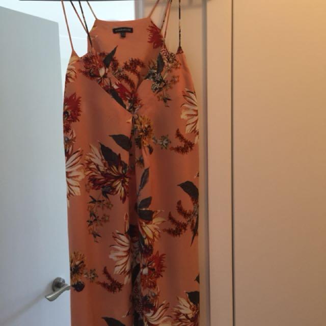 Warehouse London Floral Dress