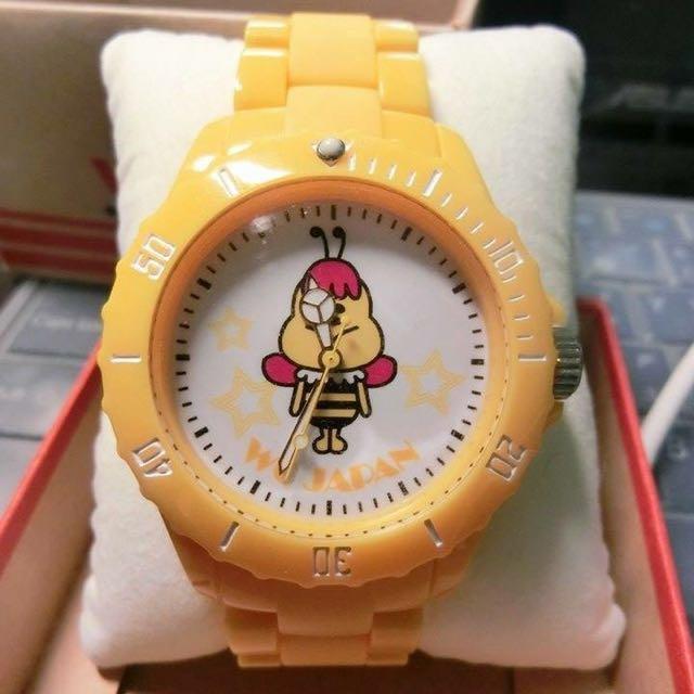 二手-日本WC熊手錶