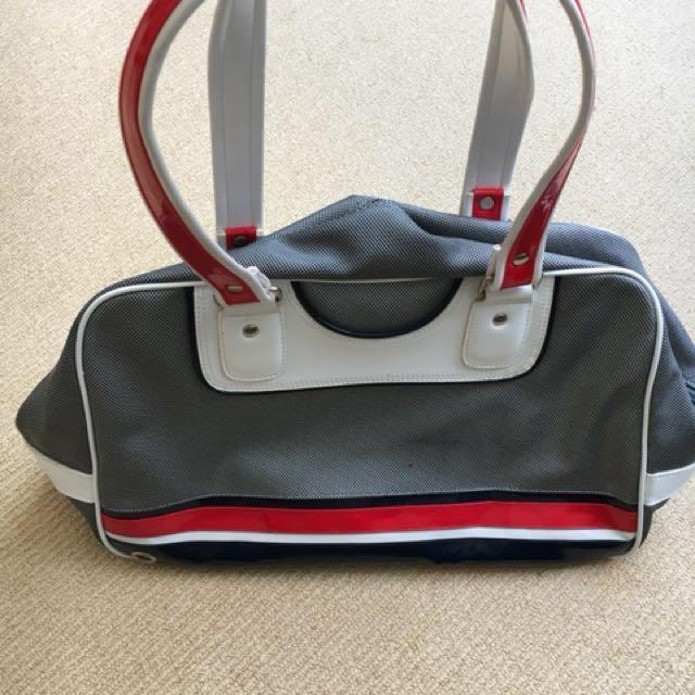 Weekend sporty bag