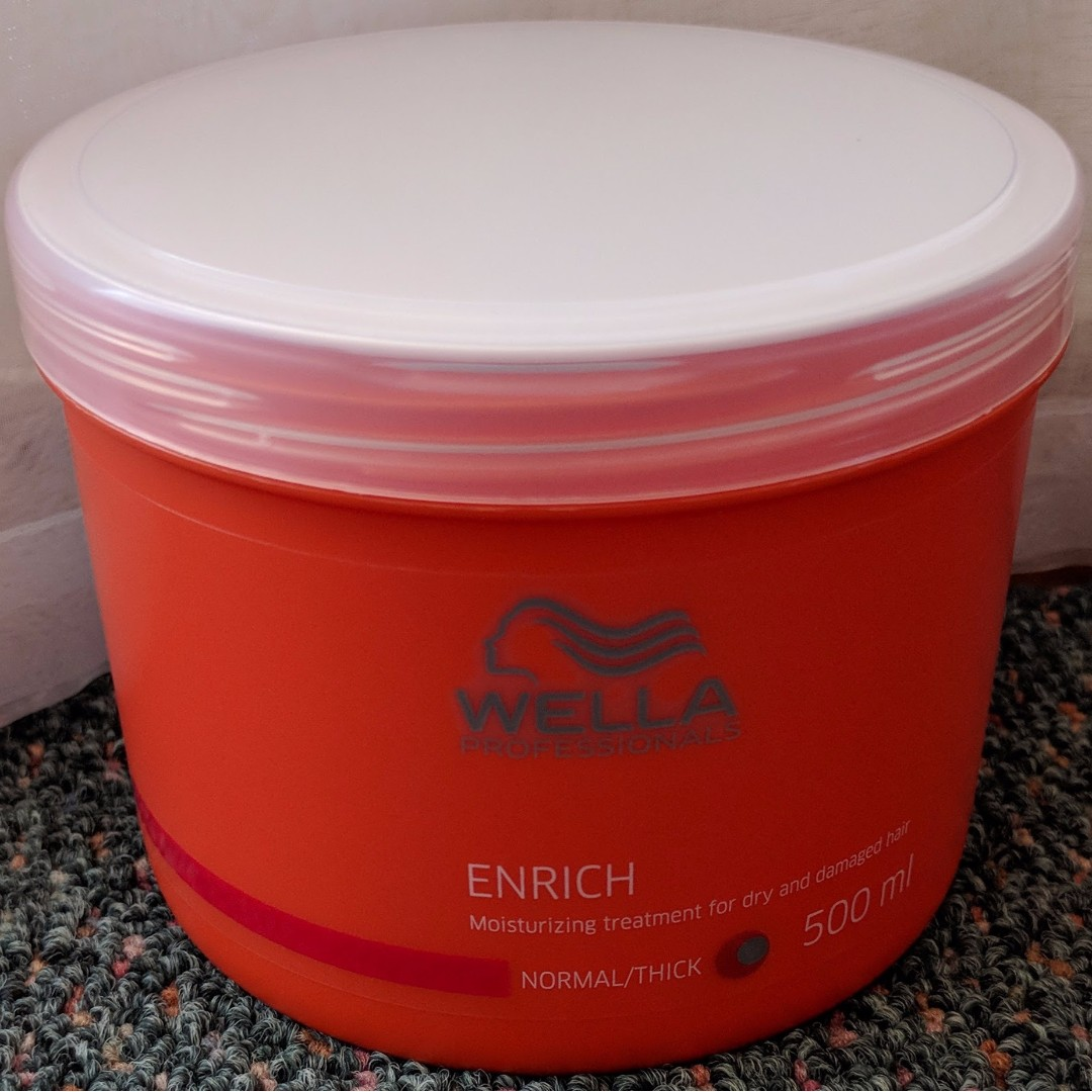 WELLA  Hair Mask for dry and damaged hair, 500ml.