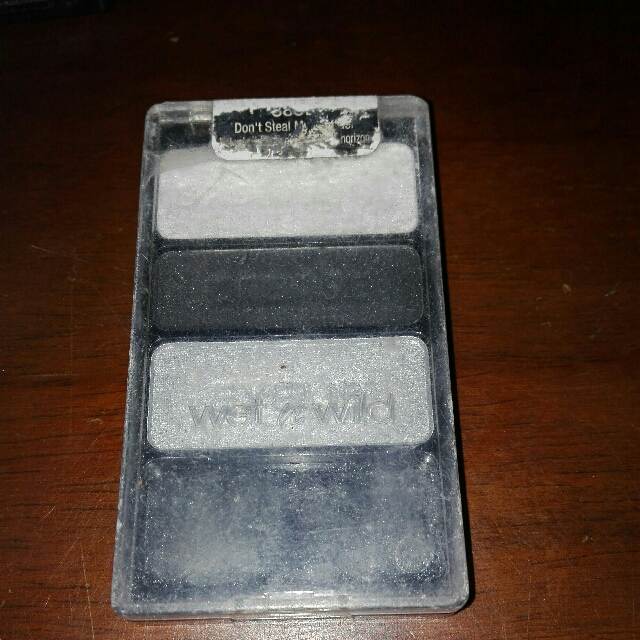 wet and wild eye shadow
