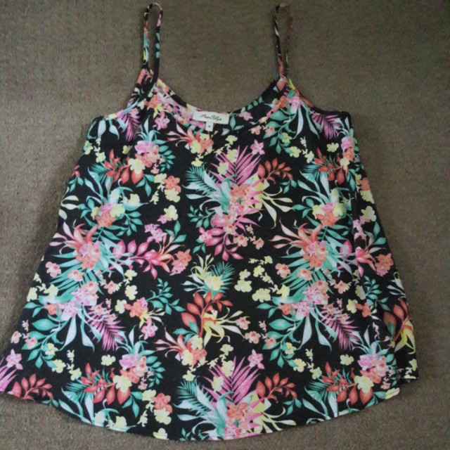 Womens Miss Shop 8 S cami top NEW