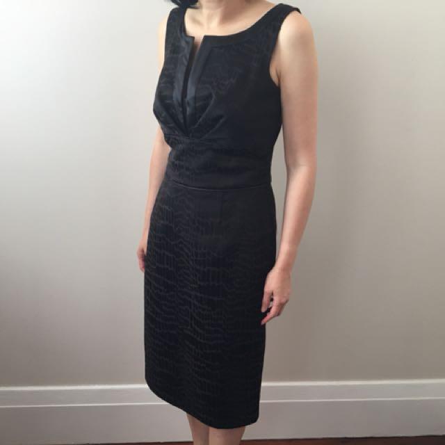 Work black dress
