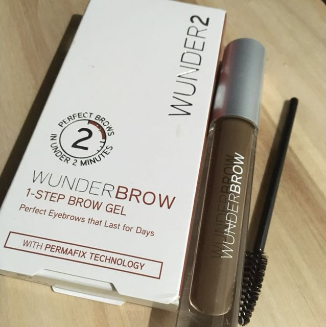Wunderbrow colour 2 black brown
