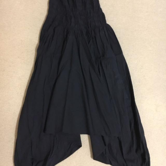 Yoga Asana Black Pants
