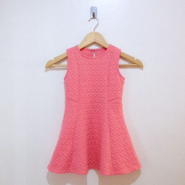 Young Dimension Skater Dress