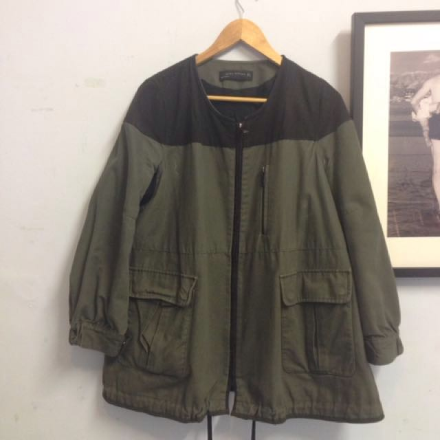Zara jacket (L)