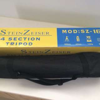 Stein Zeiser 4 Section Camera Tripod