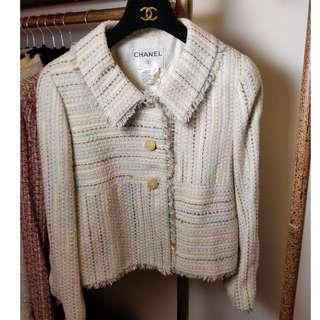 低價又靚款Chanel Tweed Jacket