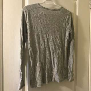 Grey Gap Long Sleeve
