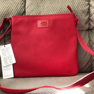 Original / Authentic Lacoste Crossbody Bag