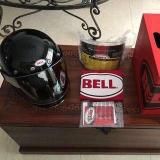 Bell Bullitt Gloss Black Size M