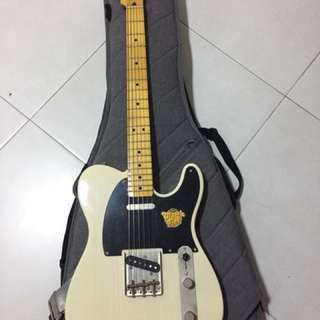 Squier Classic Vibe 50s Telecaster (Blonde)