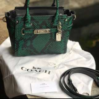 Authentic Coach CrossOver Bag