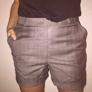 Women's Tailored Shorts