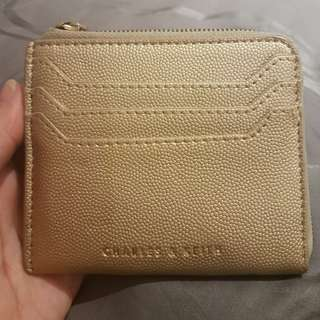Dompet kartu charles and keith