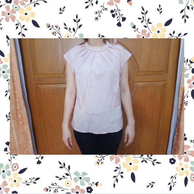 008 Simple Blouse