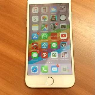 Iphone6 16gb gold