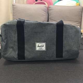 Herschel 灰色旅行袋
