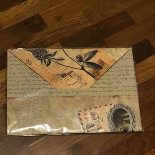 Paper envelope file