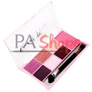 Mukka Eyeshadow & Blusher Sweet Pink