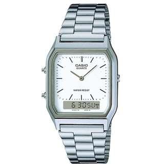 CASIO Analog-Digital watch AQ-230A-7D