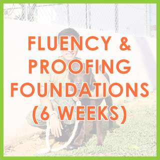 Fluency and Proofing Foundations Class (6 Weeks) - US Certified, AVA-Accredited Force-Free Dog Training by Pawrus Dog Training Academy