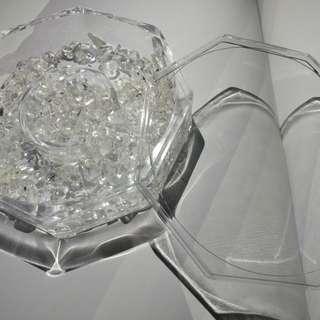 白水晶淨化盒
