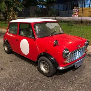 Classic Mini Cooper G01 1.3 (M)