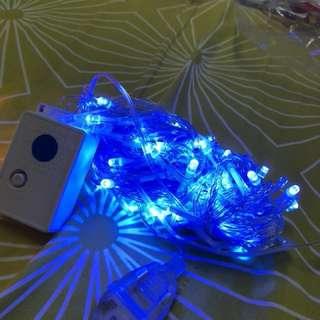 LED Christmas decorations lights