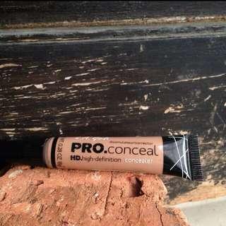 LA pro concealer