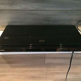 Samsung blue ray smart DVD player wifi