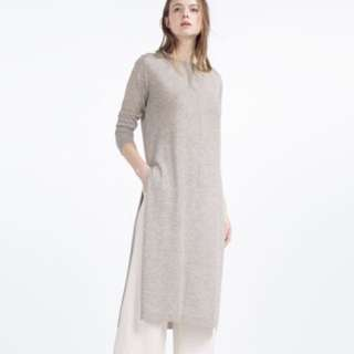 Zara tunic sweater dress