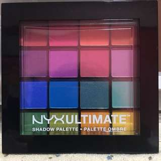 NYX Ultimate Shadow • USP04 Brights