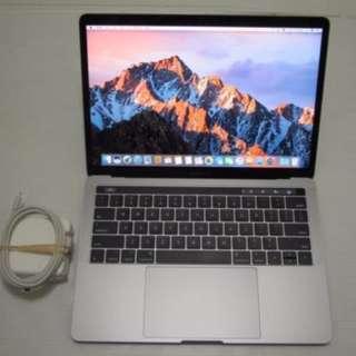 "Apple Mac book 13"" 2016 model core i5"