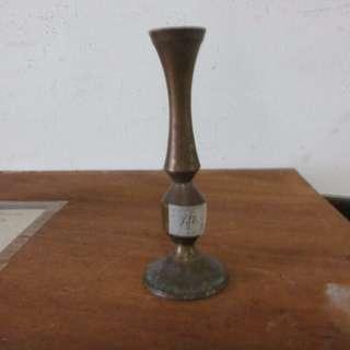 antique repro vintage candle holder